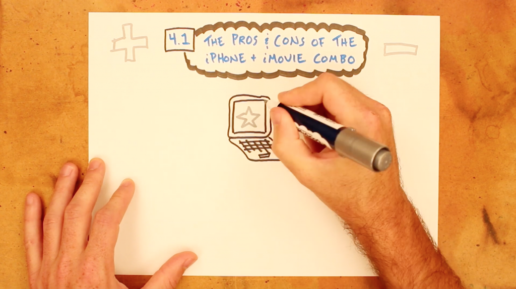 4.1 The Pros & Cons Of The iPhone + iMovie Combo